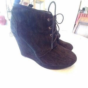 Jessica Simpson Shoes - Jessica Simpson Catcher Wedge Bootie